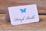 Winietki Butterfly