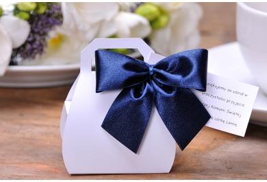 Kuferki  - podarunek dla gości z okazji chrztu, wesela, urodzin