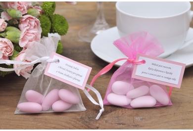 Woreczki - prezent i piękny upominek dla gości