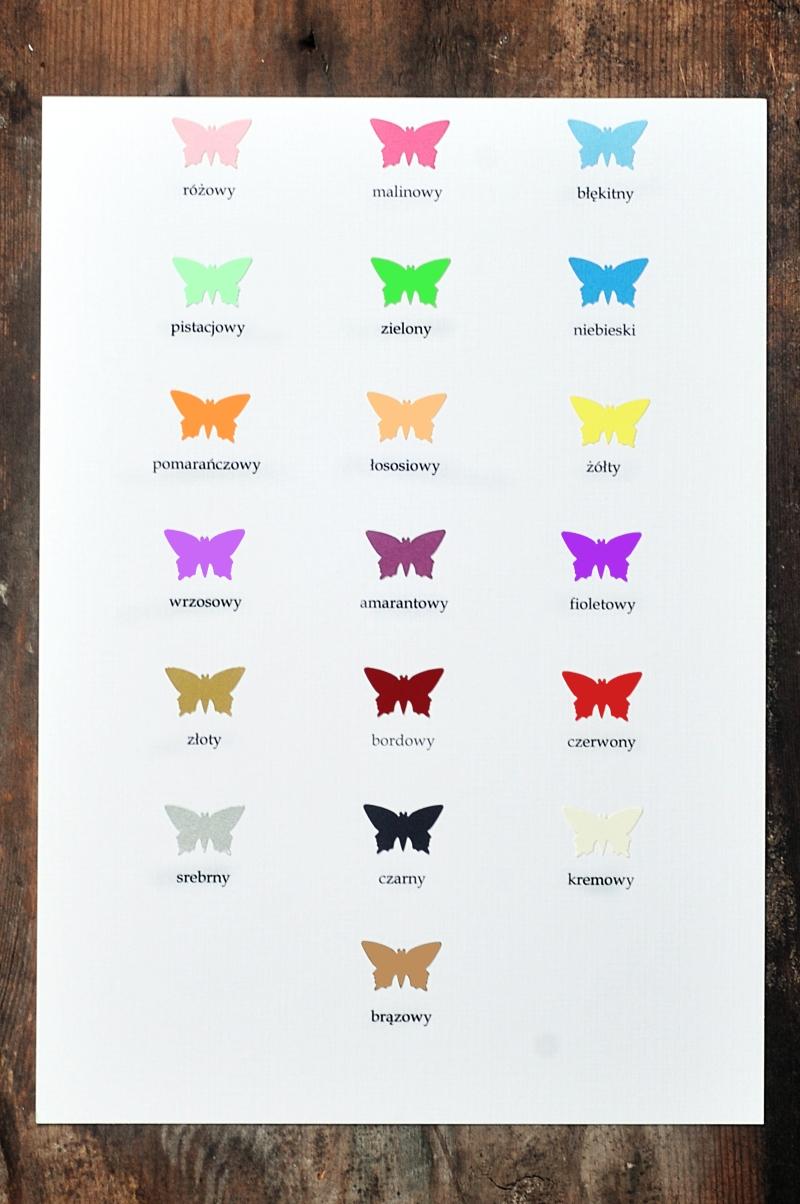 Kolor motyla